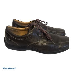 Cole Haan Men's Brown Casual Lace Up Dress Shoes